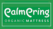 Palmpring Organic Mattress Logo